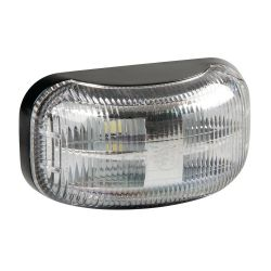 LUZ DE GALIBO MONTAJE EN SUPERFICIE 4 LED 10/30V BLANCO