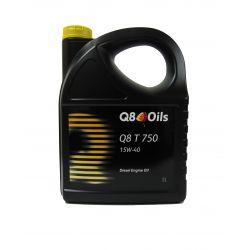 ACEITE Q8 T 750 15W-40 5 L