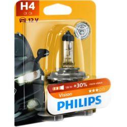 LAMPARA H4 VISION PHILIPS...