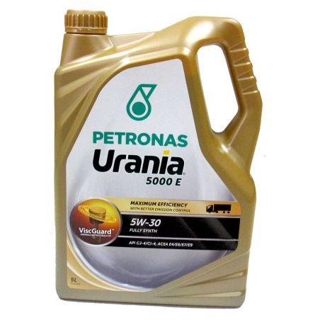 ACEITE PETRONAS URANIA 5000 E 5W30 5 LT