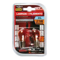 LAMPARA P21W 1 FILAMENTO...