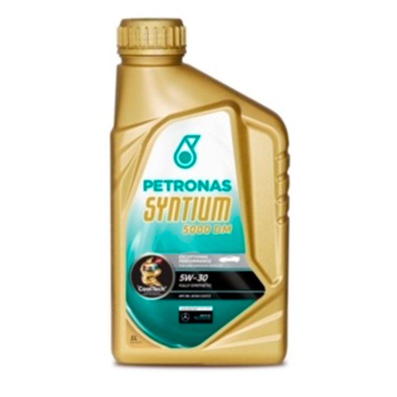 ACEITE PETRONAS SYNTIUM 5000 5-30 DM 1 LT