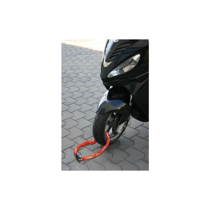 CADENA ANTIRROBO MODELO SNAKE-COMBI 100 CM