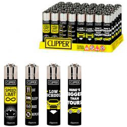 MECHEROS CLIPPER DECORADOS TUNING (PEDIDO MIN MULTIPLO 48 UDS)
