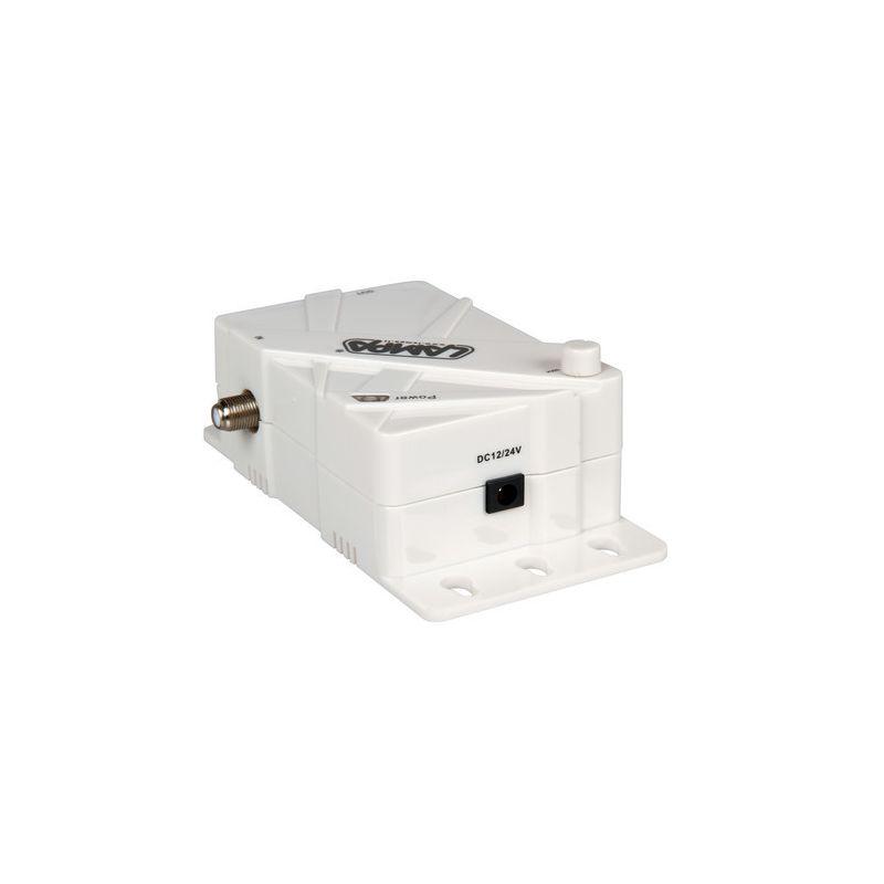 AMPLIFICADOR ANTENA TV STANDARD 12/24V CABLE 130 CM