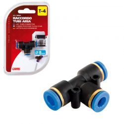 CONECTOR AIRE T-4 8 MM