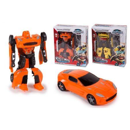 ROBOT TRANSFORMER 22,70 x 30,10 x 6,20 CM