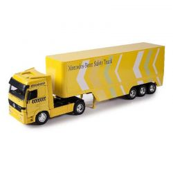 CAMION ESCALA 1/32 MERCEDES CONTAINER