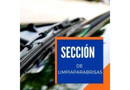 SECCIÓN DE LIMPIAPARABRISAS