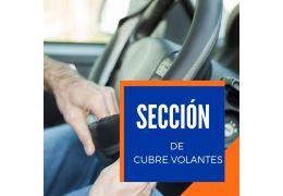 SECCIÓN CUBRE VOLANTES